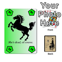 Queen Perhaps She ll Die Cards By Mike Mayer   Playing Cards 54 Designs   Gh2cry0jrfi7   Www Artscow Com Front - HeartQ