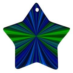 Design Star Ornament by Siebenhuehner