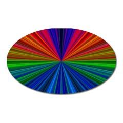 Design Magnet (oval) by Siebenhuehner
