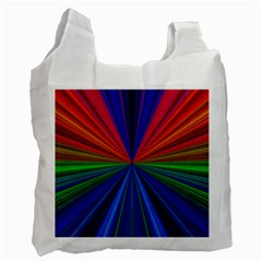 Design Recycle Bag (one Side) by Siebenhuehner