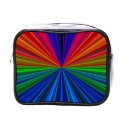 Design Mini Travel Toiletry Bag (one Side) by Siebenhuehner