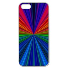 Design Apple Seamless Iphone 5 Case (clear) by Siebenhuehner