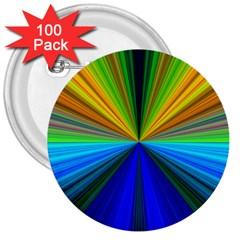 Design 3  Button (100 Pack) by Siebenhuehner