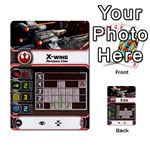X-Wing Maneuver Cards (4 sets) - Multi-purpose Cards (Rectangle)