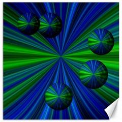 Magic Balls Canvas 20  X 20  (unframed) by Siebenhuehner