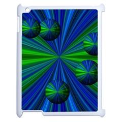 Magic Balls Apple iPad 2 Case (White) by Siebenhuehner