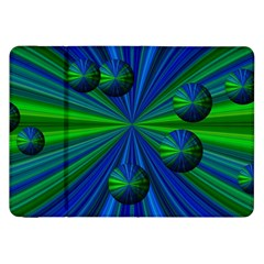 Magic Balls Samsung Galaxy Tab 8 9  P7300 Flip Case by Siebenhuehner