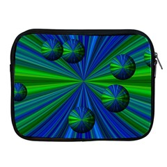 Magic Balls Apple Ipad Zippered Sleeve by Siebenhuehner
