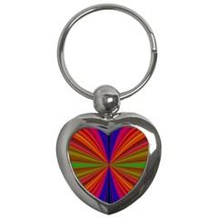 Design Key Chain (heart) by Siebenhuehner