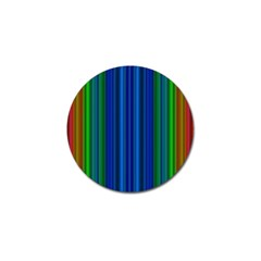 Strips Golf Ball Marker 10 Pack by Siebenhuehner