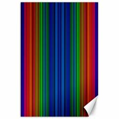 Strips Canvas 20  X 30  (unframed) by Siebenhuehner