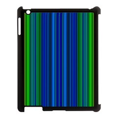 Strips Apple Ipad 3/4 Case (black) by Siebenhuehner