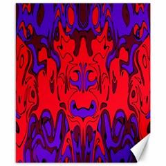 Abstract Canvas 8  X 10  (unframed) by Siebenhuehner