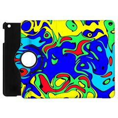 Abstract Apple Ipad Mini Flip 360 Case by Siebenhuehner