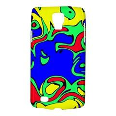 Abstract Samsung Galaxy S4 Active (i9295) Hardshell Case by Siebenhuehner