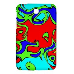 Abstract Samsung Galaxy Tab 3 (7 ) P3200 Hardshell Case  by Siebenhuehner