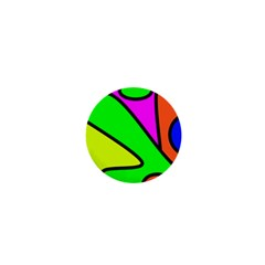 Abstract 1  Mini Button by Siebenhuehner