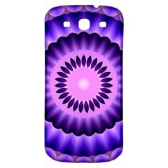 Mandala Samsung Galaxy S3 S Iii Classic Hardshell Back Case by Siebenhuehner