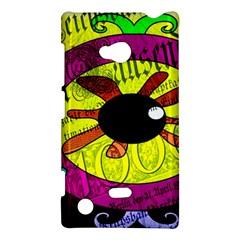 Abstract Nokia Lumia 720 Hardshell Case by Siebenhuehner