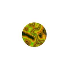 Abstract 1  Mini Button Magnet by Siebenhuehner
