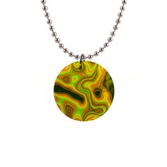 Abstract Button Necklace by Siebenhuehner
