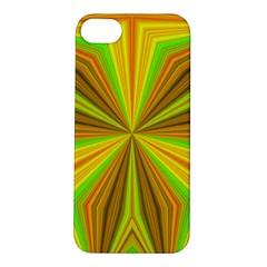 Abstract Apple Iphone 5s Hardshell Case