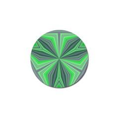 Abstract Golf Ball Marker 4 Pack by Siebenhuehner