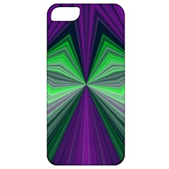 Abstract Apple Iphone 5 Classic Hardshell Case by Siebenhuehner
