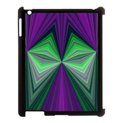 Abstract Apple Ipad 3/4 Case (black) by Siebenhuehner