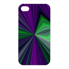 Abstract Apple Iphone 4/4s Premium Hardshell Case by Siebenhuehner
