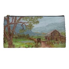 amish Buggy Going Home  By Ave Hurley Of Artrevu   Pencil Case by ArtRave2
