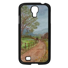 amish Buggy Going Home  By Ave Hurley Of Artrevu   Samsung Galaxy S4 I9500/ I9505 Case (black) by ArtRave2