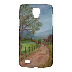 amish Buggy Going Home  By Ave Hurley Of Artrevu   Samsung Galaxy S4 Active (i9295) Hardshell Case
