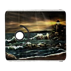 bridget s Lighthouse   By Ave Hurley Of Artrevu   Samsung Galaxy S  Iii Flip 360 Case by ArtRave2