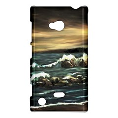 bridget s Lighthouse   By Ave Hurley Of Artrevu   Nokia Lumia 720 Hardshell Case by ArtRave2