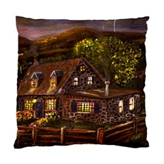 camp Verde   By Ave Hurley Of Artrevu   Standard Cushion Case (one Side) by ArtRave2