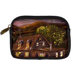 camp Verde   By Ave Hurley Of Artrevu   Digital Camera Leather Case by ArtRave2