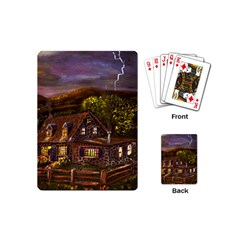 camp Verde   By Ave Hurley Of Artrevu   Playing Cards (mini) by ArtRave2