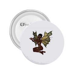 Faerie Nymph Fairy With Outreaching Hands 2 25  Button by goldenjackal
