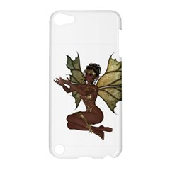 Faerie Nymph Fairy With Outreaching Hands Apple Ipod Touch 5 Hardshell Case by goldenjackal