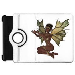 Faerie Nymph Fairy With Outreaching Hands Kindle Fire Hd 7  (1st Gen) Flip 360 Case by goldenjackal