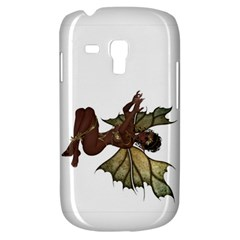 Faerie Nymph Fairy With Outreaching Hands Samsung Galaxy S3 Mini I8190 Hardshell Case by goldenjackal