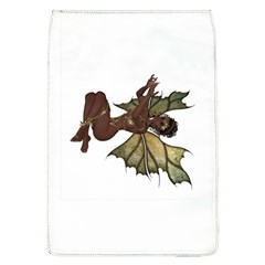 Faerie Nymph Fairy With Outreaching Hands Removable Flap Cover (large) by goldenjackal