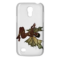Faerie Nymph Fairy With Outreaching Hands Samsung Galaxy S4 Mini (gt I9190) Hardshell Case  by goldenjackal