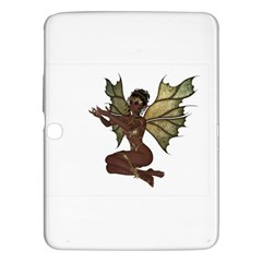 Faerie Nymph Fairy With Outreaching Hands Samsung Galaxy Tab 3 (10 1 ) P5200 Hardshell Case  by goldenjackal