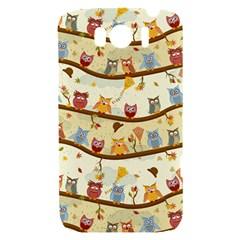 Autumn Owls HTC Sensation XL Hardshell Case