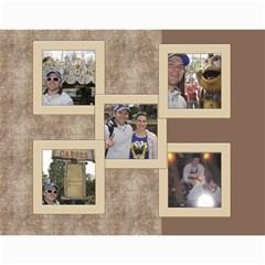 Male Calendar No 2 (any Year) By Deborah   Wall Calendar 11  X 8 5  (12 Months)   Vcidrro9c0qx   Www Artscow Com Month