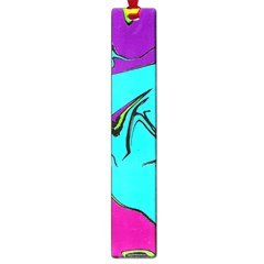 Abstract Large Bookmark by Siebenhuehner