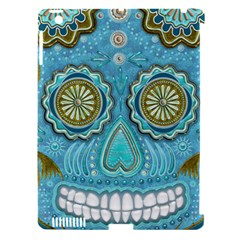 Skull Apple Ipad 3/4 Hardshell Case (compatible With Smart Cover) by Ancello