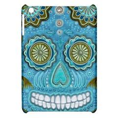 Skull Apple Ipad Mini Hardshell Case by Ancello
